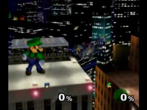 Luigi wins against every level nine CPU by doing absolutely nothing