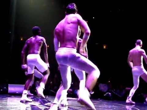 Cassidy Noblett - Boys Boys Boys (lady Gaga The Monster Ball:san Jose) video