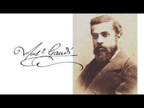 Primer Congreso mundial sobre Gaudí