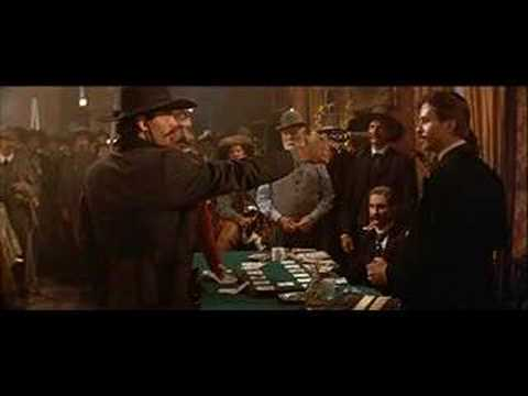 Latin dialogue from Tombstone