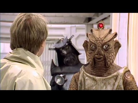 Silurians waging unprovoked war?