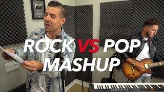 Download Lagu ROCK vs POP Mashup | Michael Constantino Gratis STAFABAND