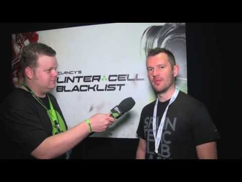 Splinter Cell: Blacklist - E3 2013 Developer Interview