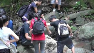 TTDIGC Youth Pictures - Mount Angsi CONQUERED TWICE!