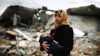 Gaza Song, We Will Not Go Down In Gaza Tonight Sung By Bo Loughran