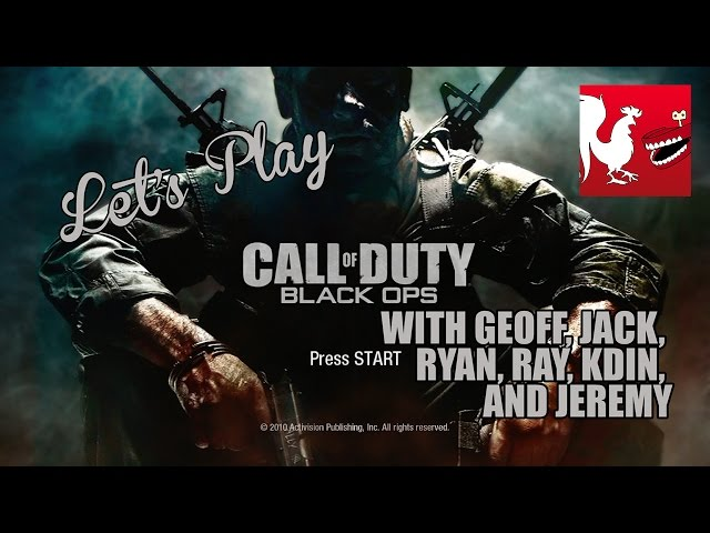 Let's Play - Call of Duty Black Ops