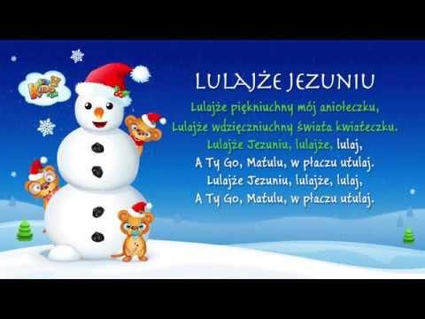 Lulajże Jezuniu - Polskie Kolędy - Karaoke