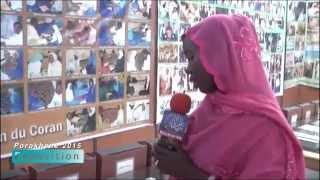 Exposition inédite à l'école Mame Diarra de Porokhane
