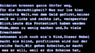 Nate57 - Fick die Welt (Offizielles Lyrics Video) HAMBURG ST.PAULI RATTOS LOCOS