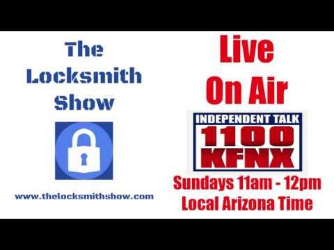 THE LOCKSMITH SHOW 04 10 2016