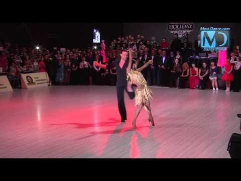 Stefano Di Filippo & Daria Chesnokova - Cha-cha-cha Show video