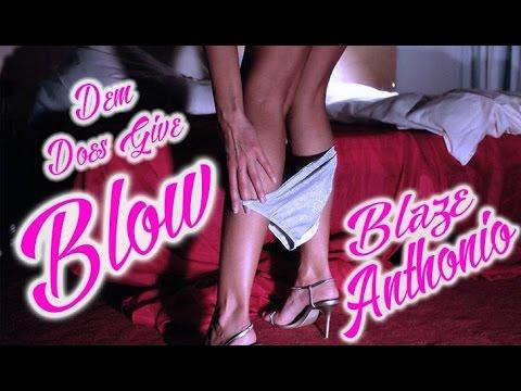 [Guyanese Artiste] Blaze Anthonio - Dem Does Give Blow - April 2017 thumbnail