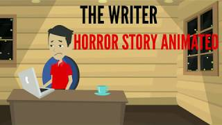 The Writer Horror Story Animated