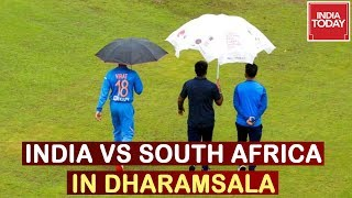 India vs South Africa 1st T20I, Weather Forecast: Will Rain Play Spoilsport In Dharamsala?