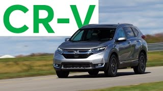 2017 Honda CR-V Quick Drive | Consumer Reports