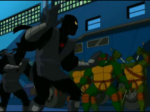 [SUB ESPAÑOL] TMNT - S01E01 Things Change