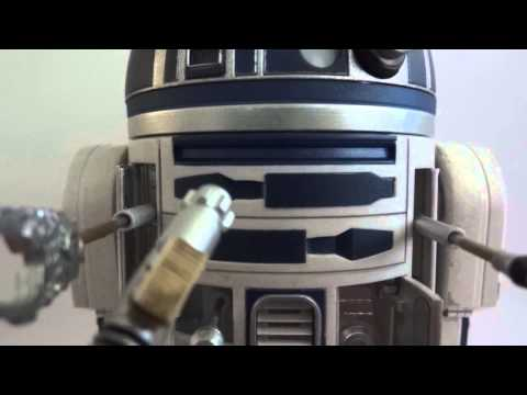 Sideshow 1/6 R2D2 from Star Wars