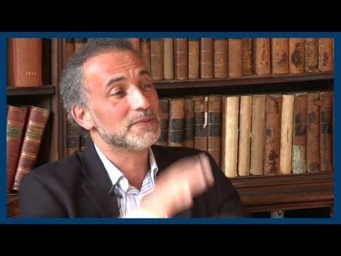 Ethics in tradition | Tariq Ramadan | Oxford Union