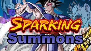 Turles & Cooler Sparking Summons || Dragon Ball Legends