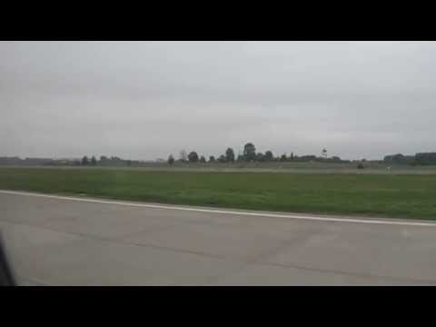 Boeing 737-800 Взлет в Киеве (KBP)  / Takeoff from Kiev Ukraine