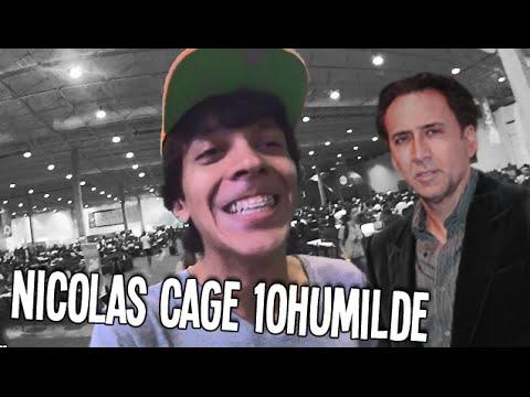 NICOLAS CAGE PRECISA DE HUMILDADE