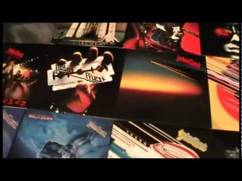 PopMarket Judas Priest - Complete Albums Collection UNBOXING