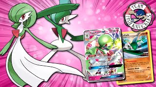 Gardevoir/Gallade. The Tnunski Special!