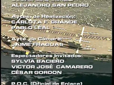 Operaciones Especiales. Episodio 1: Valientes por Tierra, Mar y Aire. (Infantería de Marina) AXN