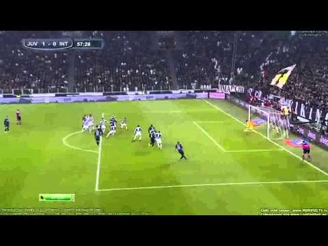 JUVENTUS - INTER MILAN 1 - 3 ( 03-11-2012 ) All Goals & Highlights