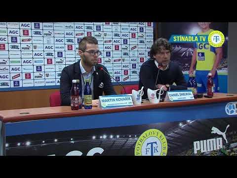 Tisková konference domácího trenéra po utkání Teplice - Zlín (10.3.2018)