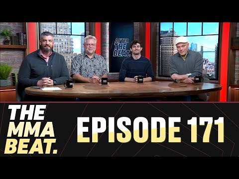 The MMA Beat: Episode 171