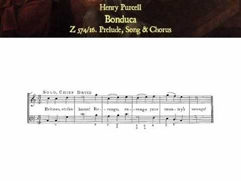 Пёрселл Генри - Britons, strike home!