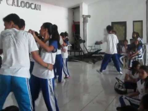 Polka Sa Nayon...folk Dance video