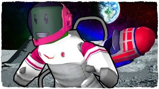 JOURNEY TO THE MOON AND CONQUEST OF OTHER PLANETS - MOON TYCOON IN ROBLOX