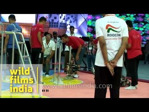 Asia-Pacific Robot Contest - Pune, India