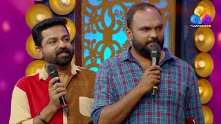 Comedy Utsavam│Flowers│Ep#491 (Part - C )