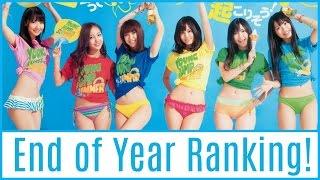 Download Lagu J-POP 2015- End Of Year Ranking! Gratis STAFABAND