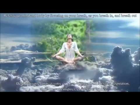 Meditation monde amour et paix ici et maintenant ! Pensée positive !