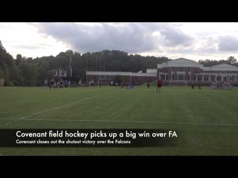 Covenant hockey shuts out Fredericksburg Academy - 09/11/2014