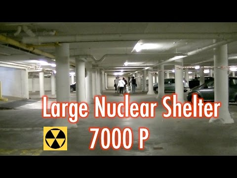 Huge nuclear fall out shelter! (atoomschuilkelder) Brinkhof Apeldoorn