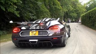 MAD Koenigsegg One:1 and One off Agera N BRUTAL ACCELERATIONS!!