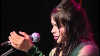 Pooja Gaitonde.Live in ghazal concert  Ranjishi Sahi and heer