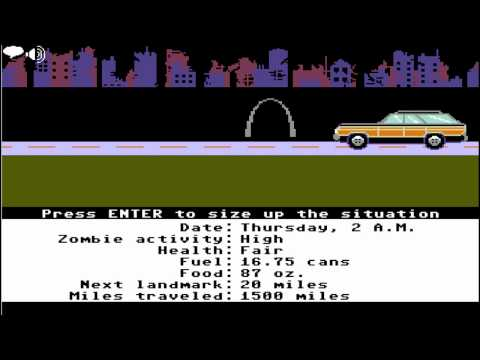 Organ Trail Gameplay and Commentary