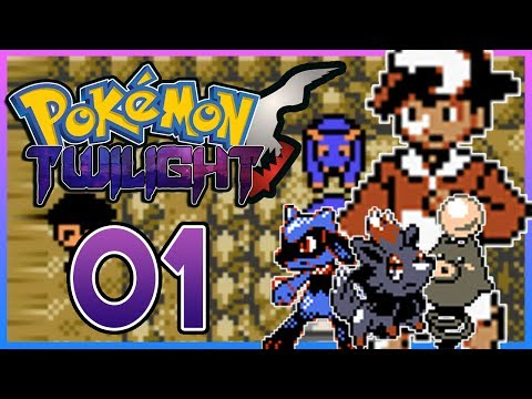 ❇️ Pokemon Twilight Part 1 A SHINY! ✨ Pokemon Fan Game Gameplay Walkthrough