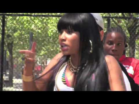 "Nicki Minaj ft. Lil Wayne - ""Go Hard"" Official Video Music Video directed by"