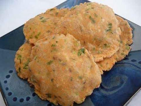 Gluten Free Rainbow Puri Recipe