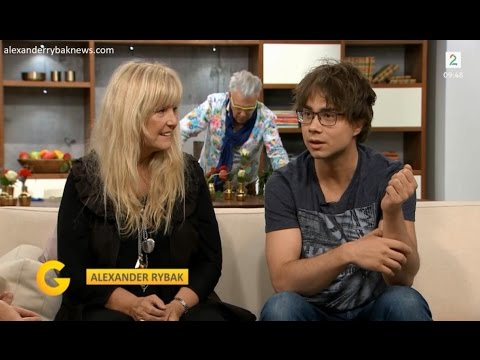 Alexander Rybak & Hanne Krogh on the tribute to Salvador and Luisa Sobral, GMN 16.05.17