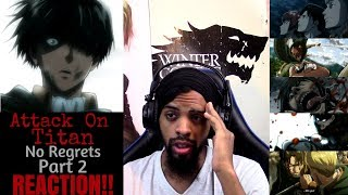 "Attack on Titan OVA ""No Regrets"" REACTION/REVIEW!!!! Part 2"