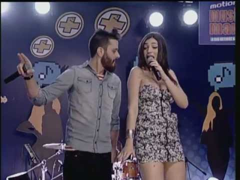 Ivi Adamou feat. TU - Madness (NEW SONG 2012) (Live at Amita Motion Live Web Concert)