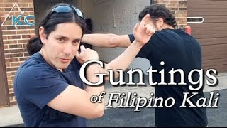 Download Panantukan Filipino Boxing: GUNTINGS - Amazing Kali Empty Hand Techniques 3Gp Mp4
